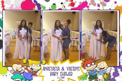 6-3-2018 Anastasia & Yasien's Baby Shower