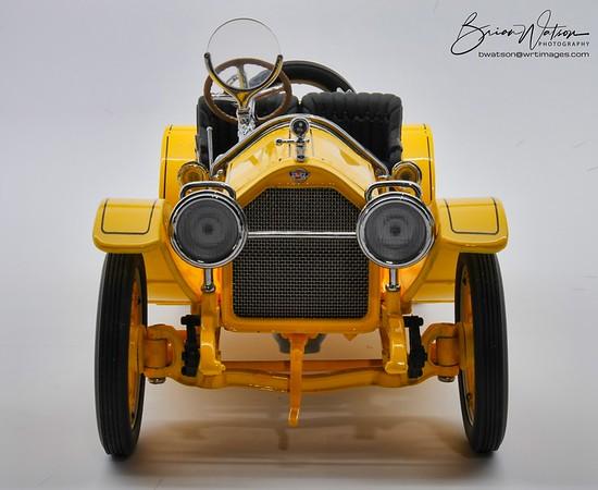 1915 Stutz Bearcat, 1:24 scale