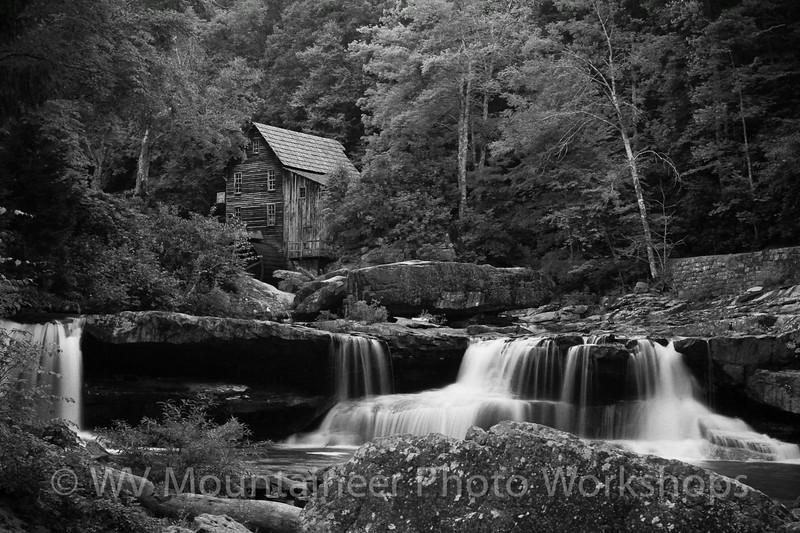 Glade Creek Mill - Babcock Stat Park West Virginia