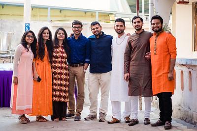 Ishan Ganesh Pooja & Haldi