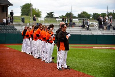 Platte County Baseball District Game vs Park Hill South