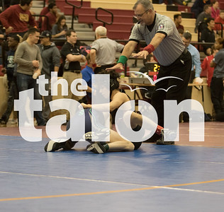 Wresting District @ Saginaw (2-9-18)