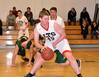 LTS Boys Varsity Basketball vs WR photos by Gary Baker