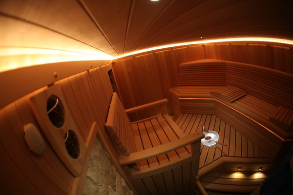 Custom Sauna Rooms