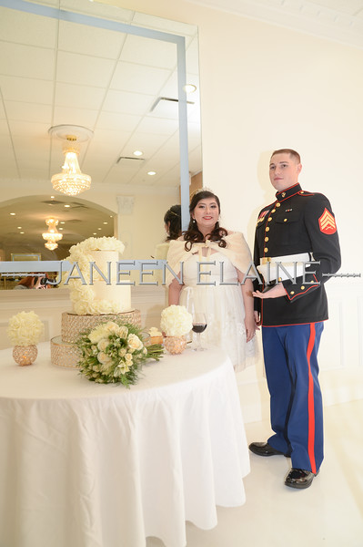 Corina and Jestin Elopement Wedding