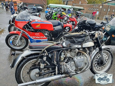 Ardingly Classic Bike Show and Autojumble October 2020