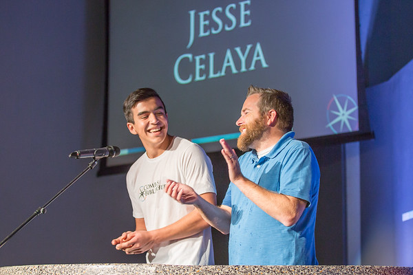 Baptisms - January 18, 2015