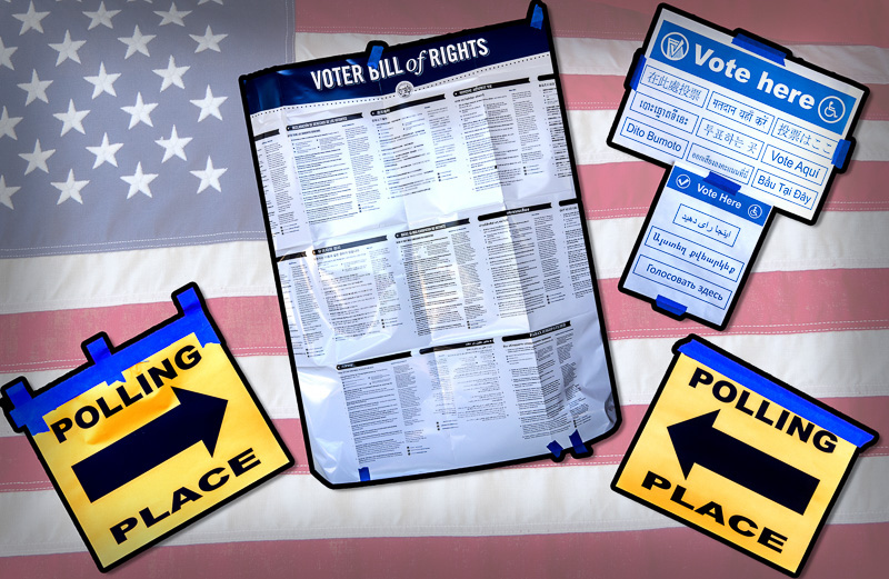 June 5 - Long live the resistance!  Election Day in California.jpg