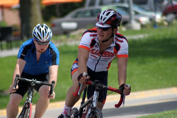 Tour de C-U Champaign