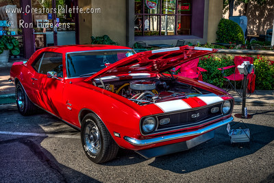 May - Downtown Visalia Car Show