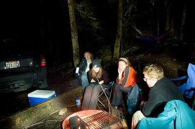 North Cascades Camping