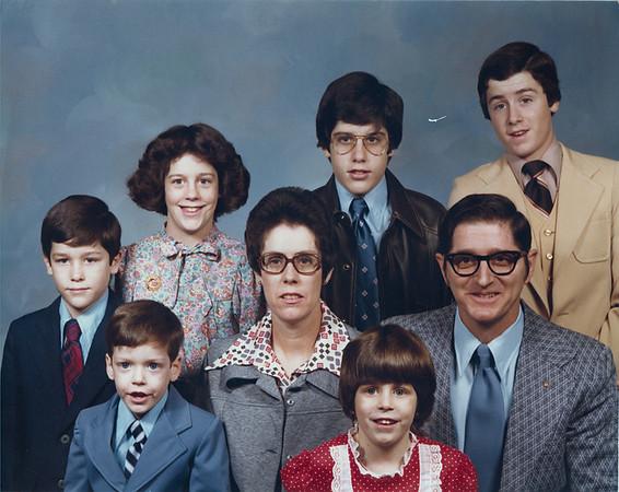 Burdick Family 1960's-1990's