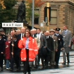 ANZAC Day Parade, Hobart 2009