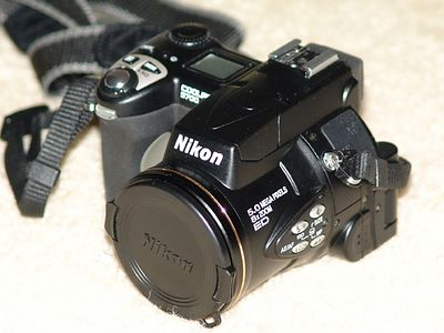 NIKON CoolPix 5700 For Sale
