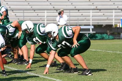 Freshman Football,  Canton vs. T.K. Gorman