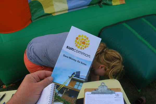 Solar Kids Fun Hartland Market