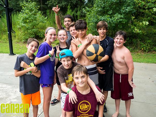 Resident Camp - Week 9