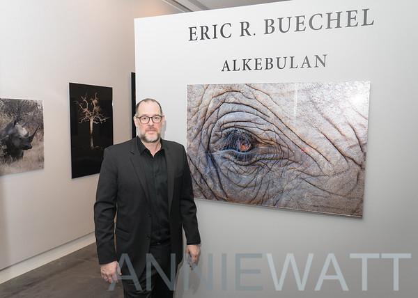 Jan 15, 2020 Eric Buechel Opening Night Reception
