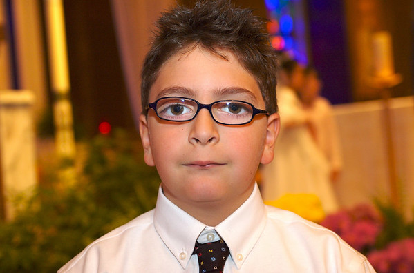 Joey Daher's First Communion