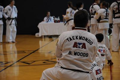 12-17-2011 Bill Woods Tae Kwondo Black Belt