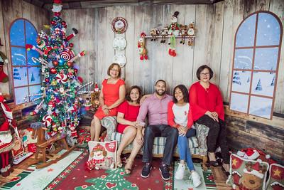 9. Wendy y Familia navidad 2019