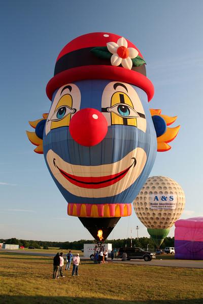 Metro NY Balloon Festival 2007
