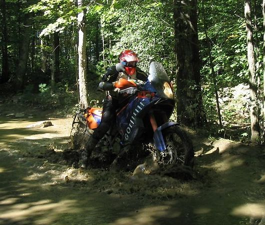 217a GS ride - KTM. photo credit, Tribeless
