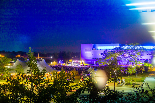 210355 Student Life, Welcome Weekend, Opening Week, Pep Rally, Fireworks, Student Union Field