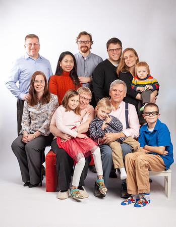 2020 Thomas family