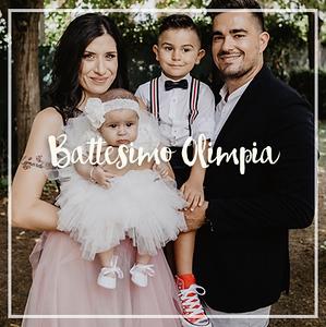 Battesimo Olimpia