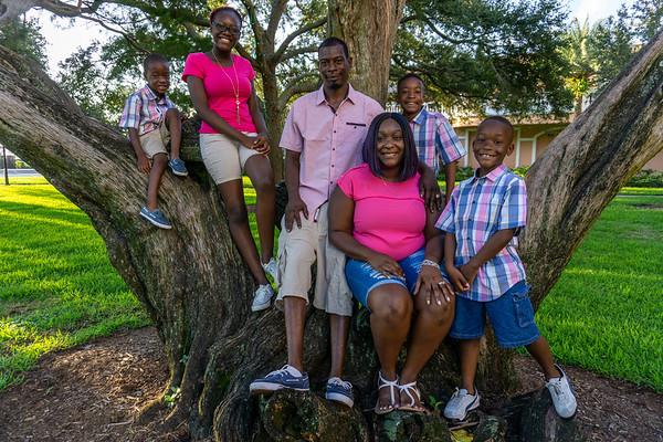 Kima and Family