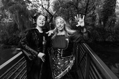 Erin & Fazaa - Halloween 2020