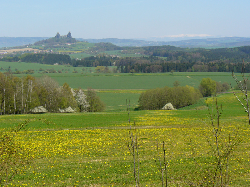 Here is the Czech countryside on the way en route to Poland.