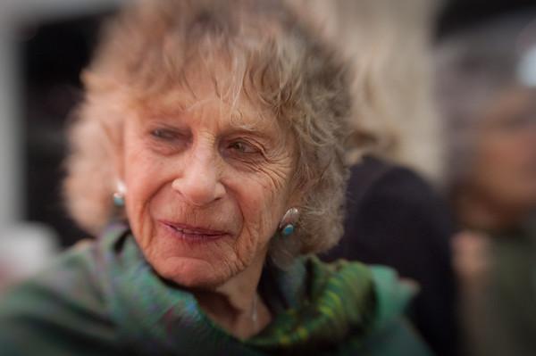 Anna Halprin at O'Hanlon Center for the Arts