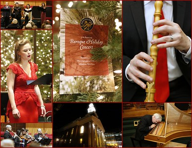 7th Annual Baroque Holiday Concert 12.09.2017