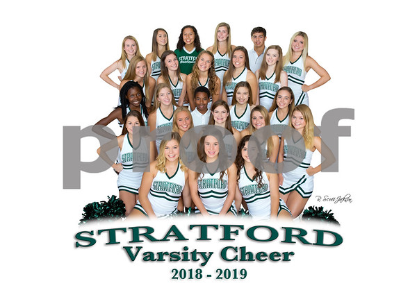 2018-2019 Team & Individual Photos