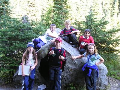 3rd Grade to Mt. Rainier