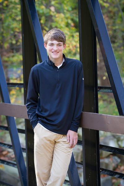 Spencer McClure Senior Photos Finals
