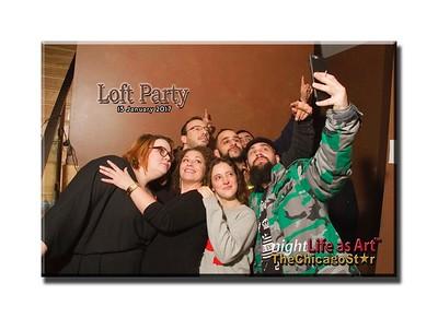 15 Jan 2017 Loft Party