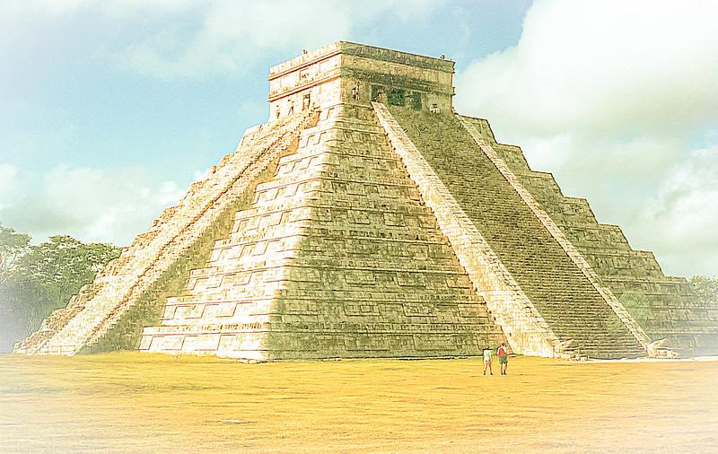 Chichen Itza, Yucatan Peninsula, Mexico