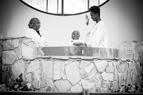 2017-04-01 Patmos Chapel Divine Service (Baptism)