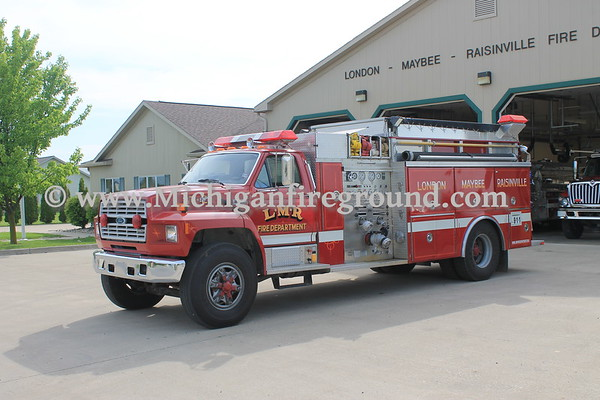 London - Maybee - Raisinville (LMR), Michigan, Fire Department
