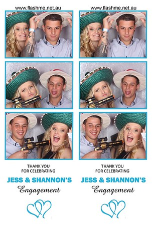 Jess & Shannon's Engagement - 6 May 2017
