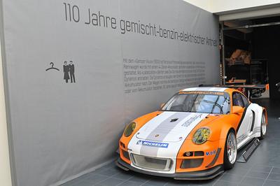 Porsche-Design, Mythos, Innovation (Linz Austria)