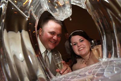 Dan and Jessica 10/04/08