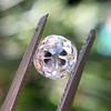 .83ct Old Mine Cut Diamond, GIA I VS2 7