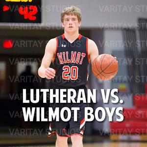 Lutheran-Wilmot Boys
