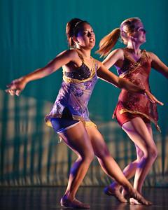 2010 ALHS Spring Dance Concert - The Dress Rehearsal