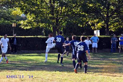 Boys JV-B Soccer 9-20-13BroRoger