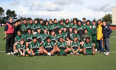 Rugby - Peninsula Green Rugby Club - 2010